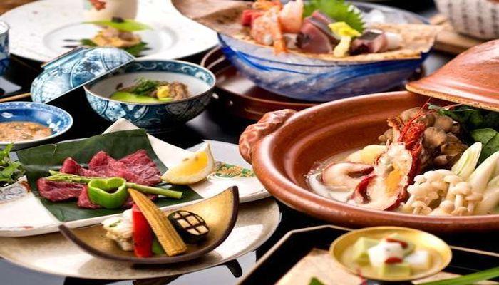 楠水閣 料理