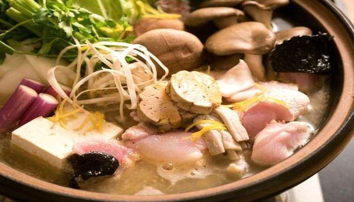茨城の冬の名物あんこう鍋