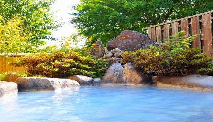 青湯の温泉