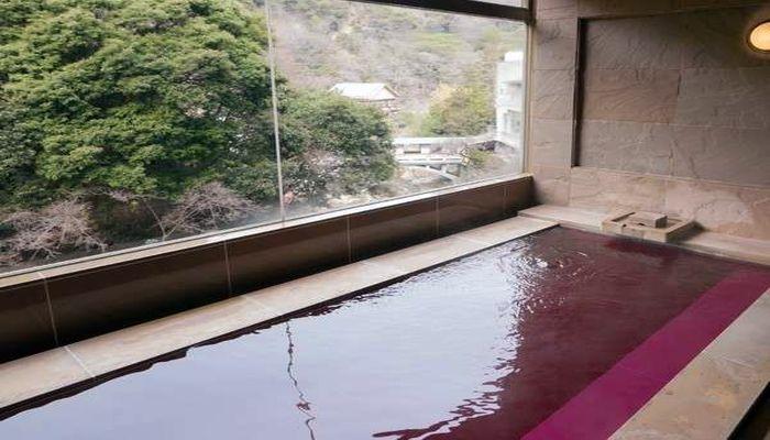 ワイン風呂