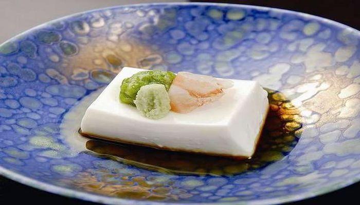 クリーム豆腐