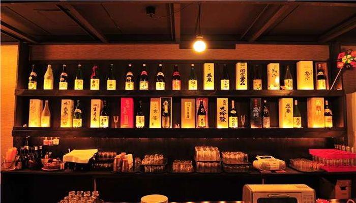 地酒コーナー