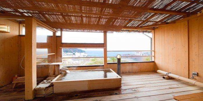 露天風呂(客室)