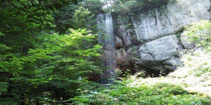 山彦の滝(夏)