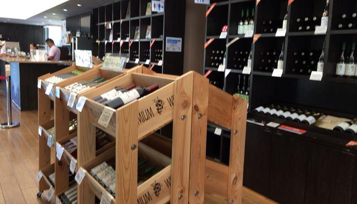 ワイン売店
