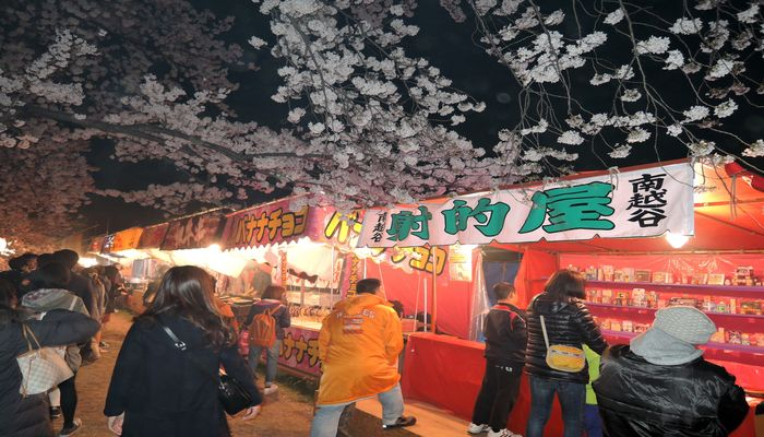 北越谷桜まつりの風景-7