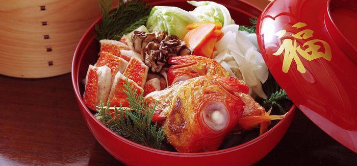 金目鯛料理