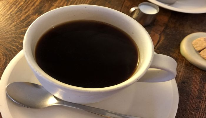 中煎りコーヒー