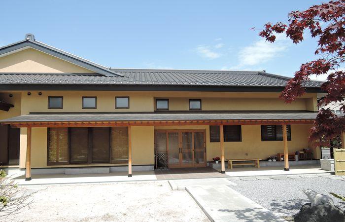 満福寺の事務所