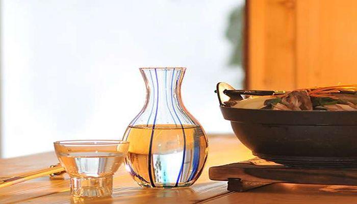 鍋料理と地酒
