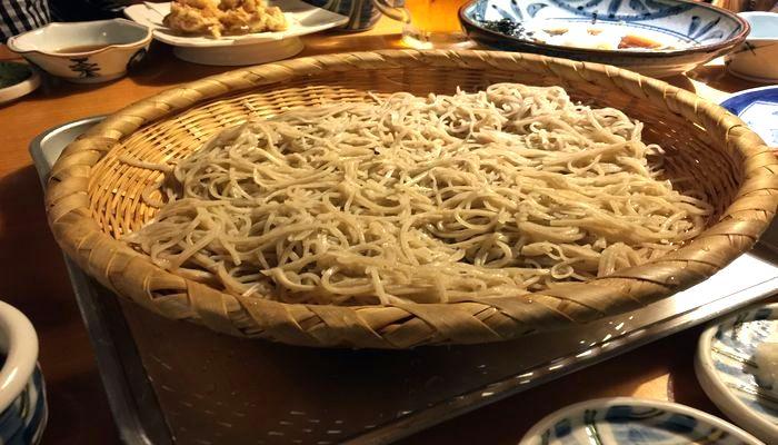 かみやまの蕎麦