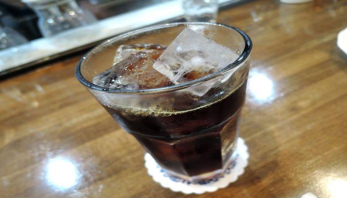 ケニアアイスコーヒー