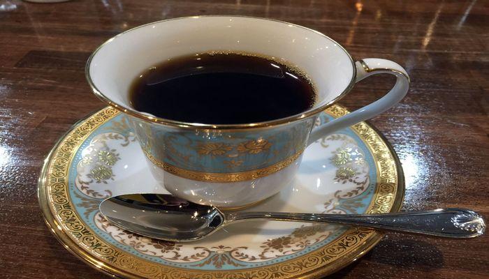 深煎りマンデリンコーヒー