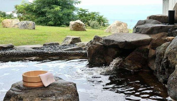 化石海水温泉