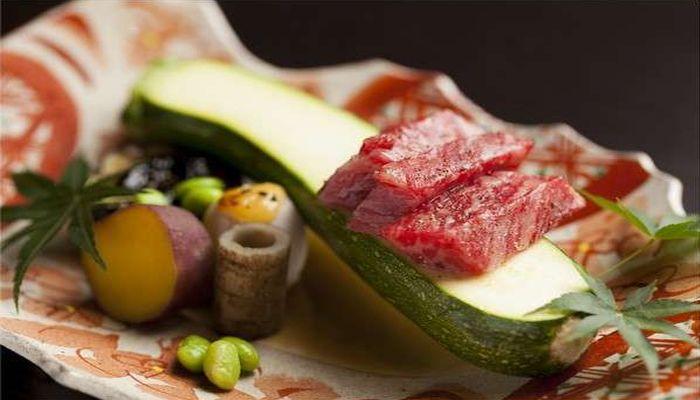 信州和牛料理