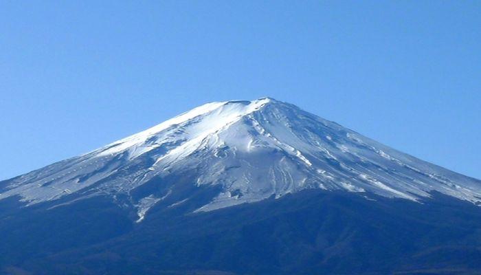 段階富士山