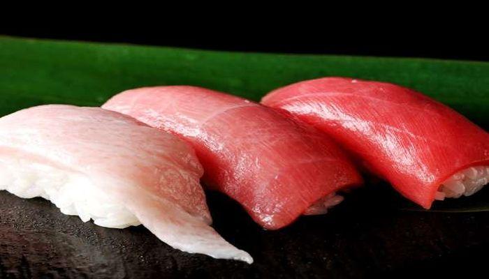 大間マグロの握り寿司