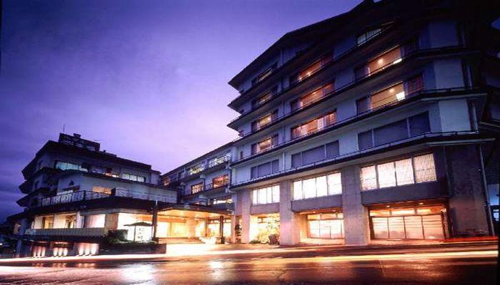 ホテル松本楼