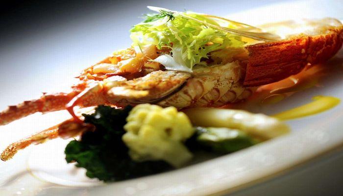 フレンチ(魚料理)