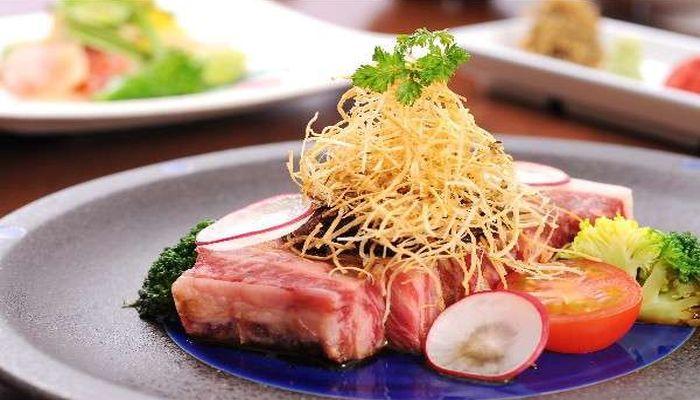 上州牛料理