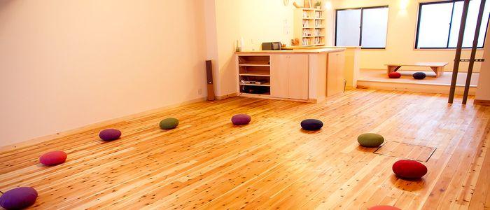 瞑想スペース