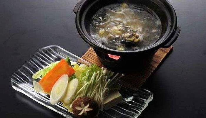 すっぽん鍋