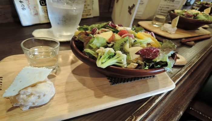 パワーサラダ(プレート)