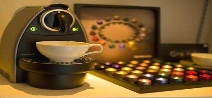 ネスプレッソコーヒーマシン