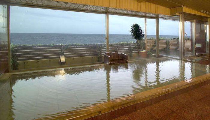 皆生菊乃家の大浴場