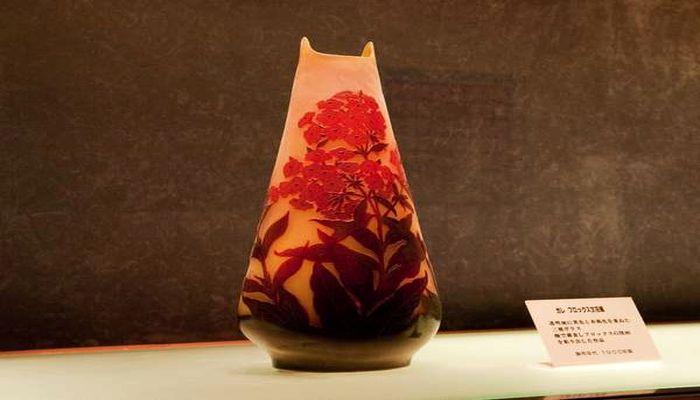 ガラス工芸ギャラリー
