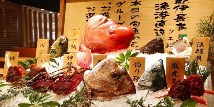 魚介の食材