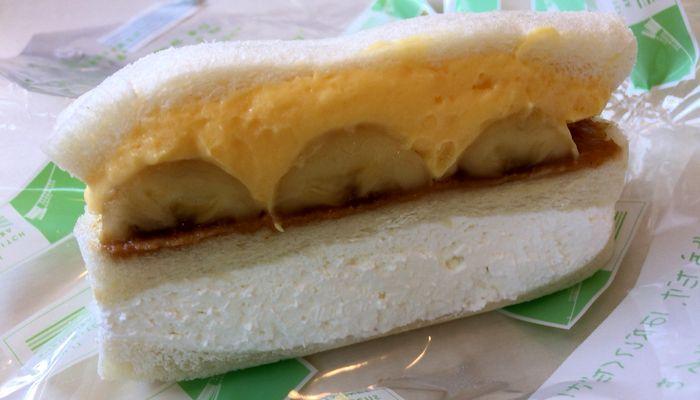 ピーナッツとキャラメルバナナ