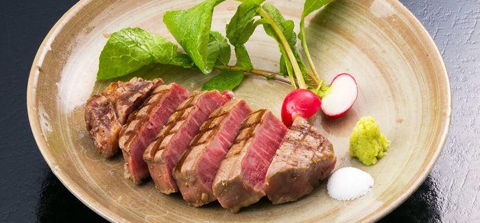 伊豆牛のフィレステーキ