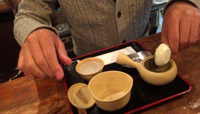 玉露の入れ方 茶葉の量
