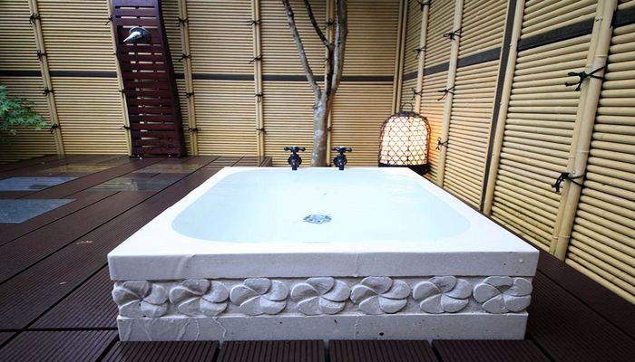 ワンちゃん専用のお風呂