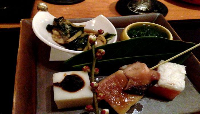 懐石料理(組肴)