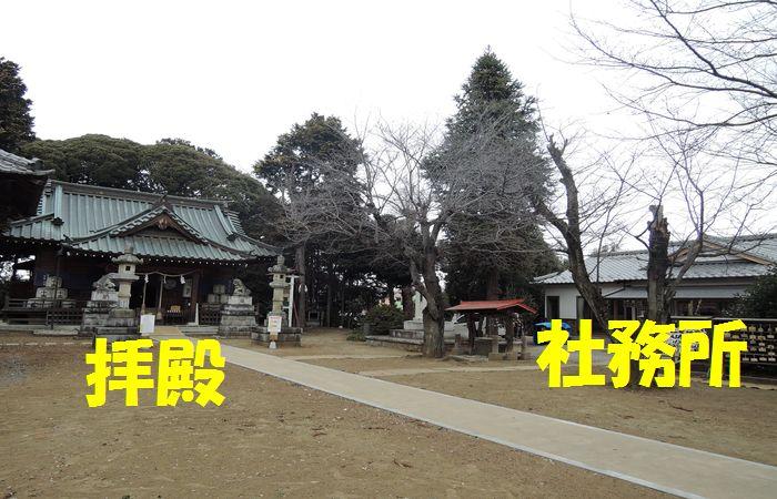 鶴峯八幡宮(境内)