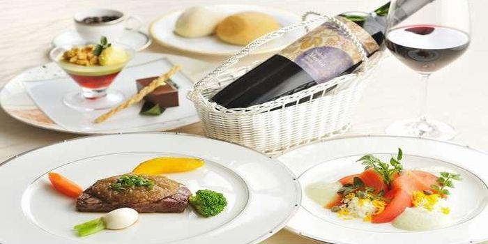 夕食(フランス料理)
