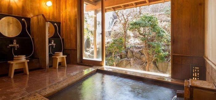 大浴場(洋風旅館ぴのん)