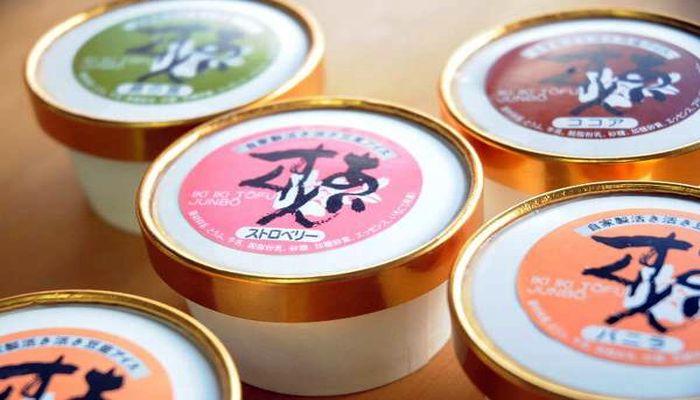 豆腐アイス