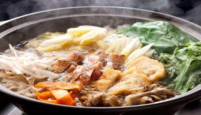 肥後赤鶏鍋