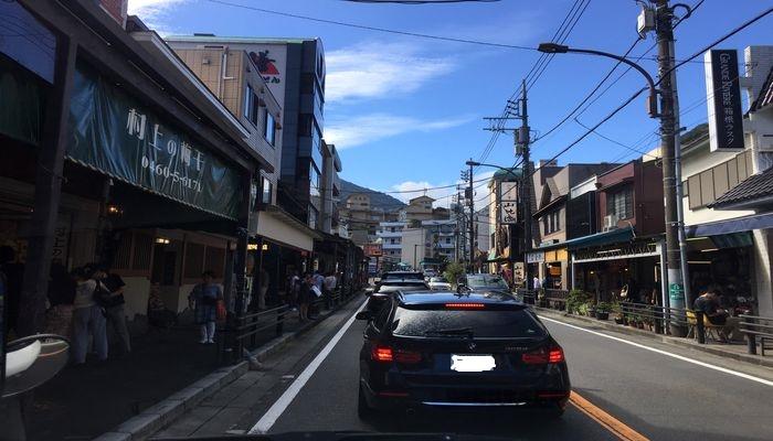 箱根商店街