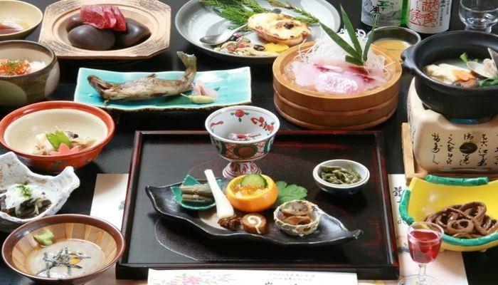 山菜会席料理