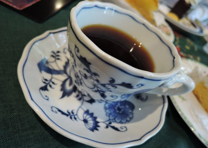 贅沢ブレンド|サザコーヒー本店