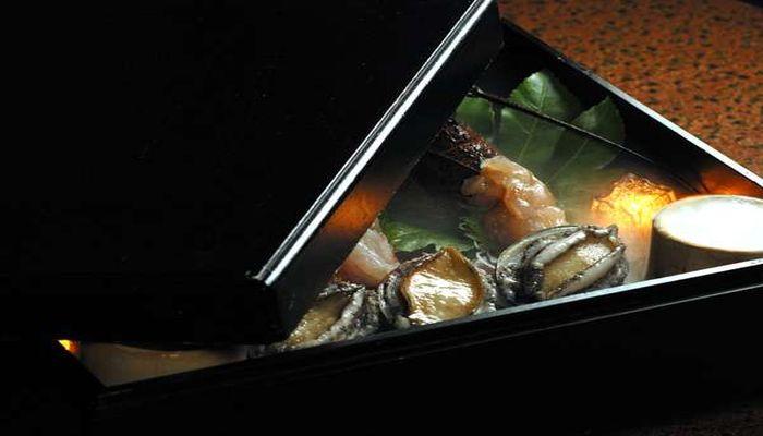 海の幸の玉手箱
