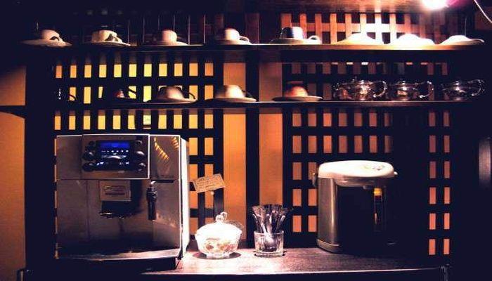 コーヒー・紅茶サービス