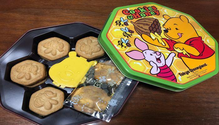 プーさんのはちみつクッキー