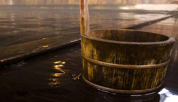源泉掛け流しの秘湯温泉