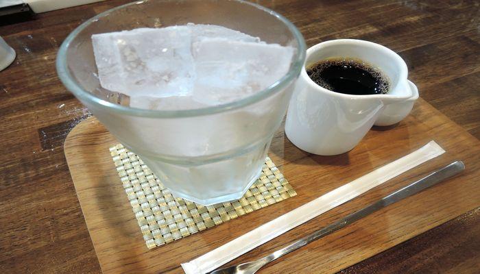 ハニー・アイスコーヒー