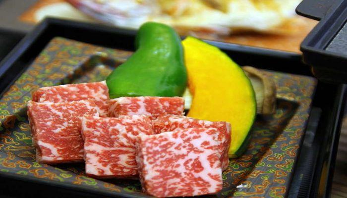 福島牛のサーロイン